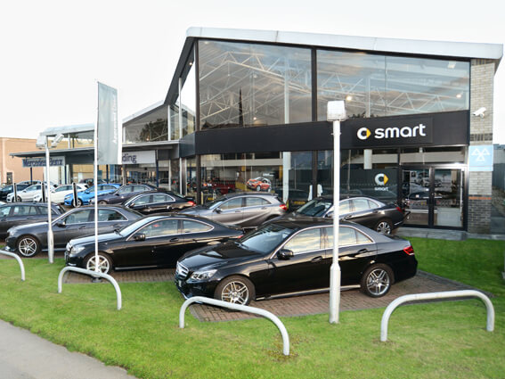 smart at Mercedes-Benz of Reading
