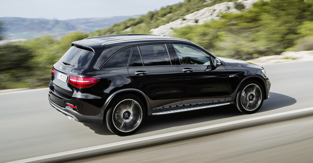 The New Mercedes-AMG GLC 43 4MATIC | Vertu Mercedes-Benz