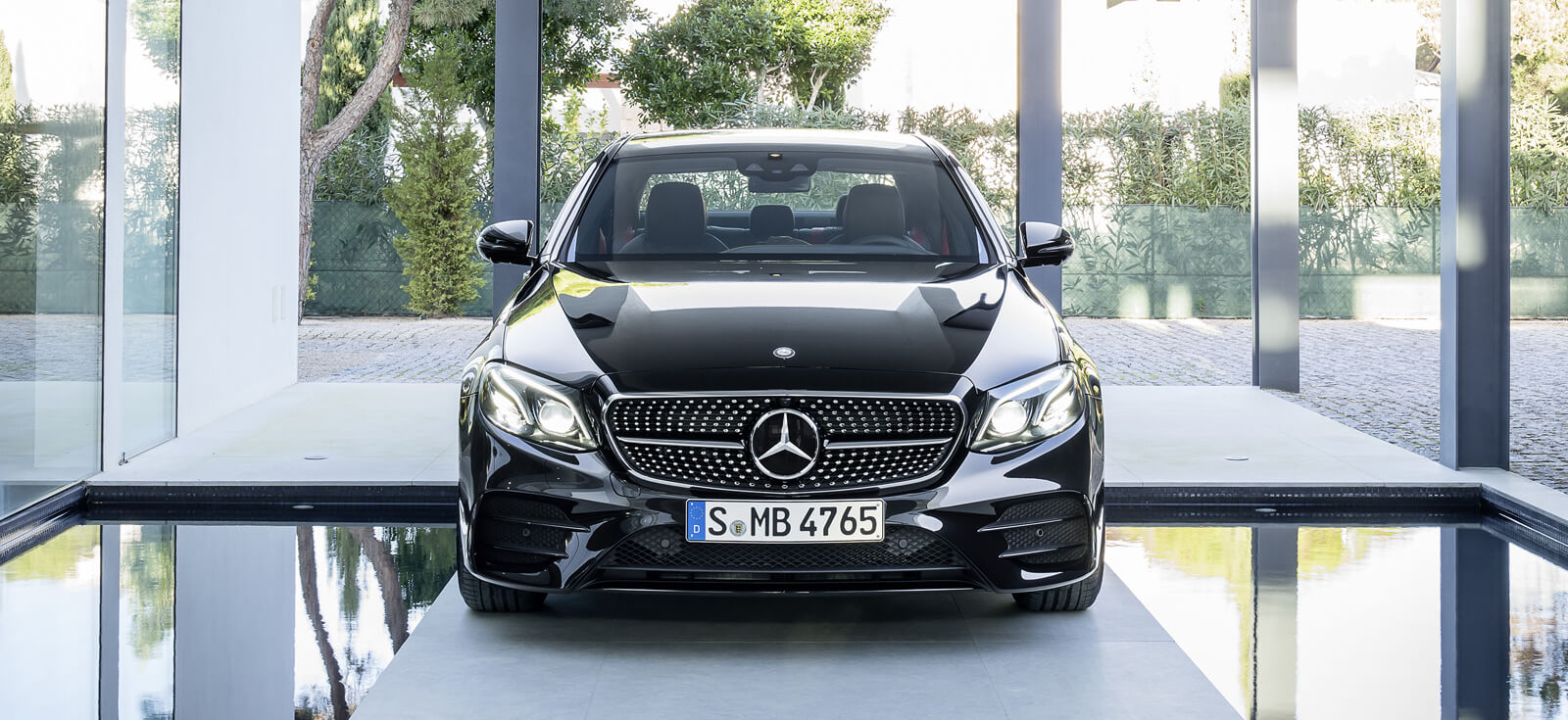 The new Mercedes-AMG E 43 4MATIC