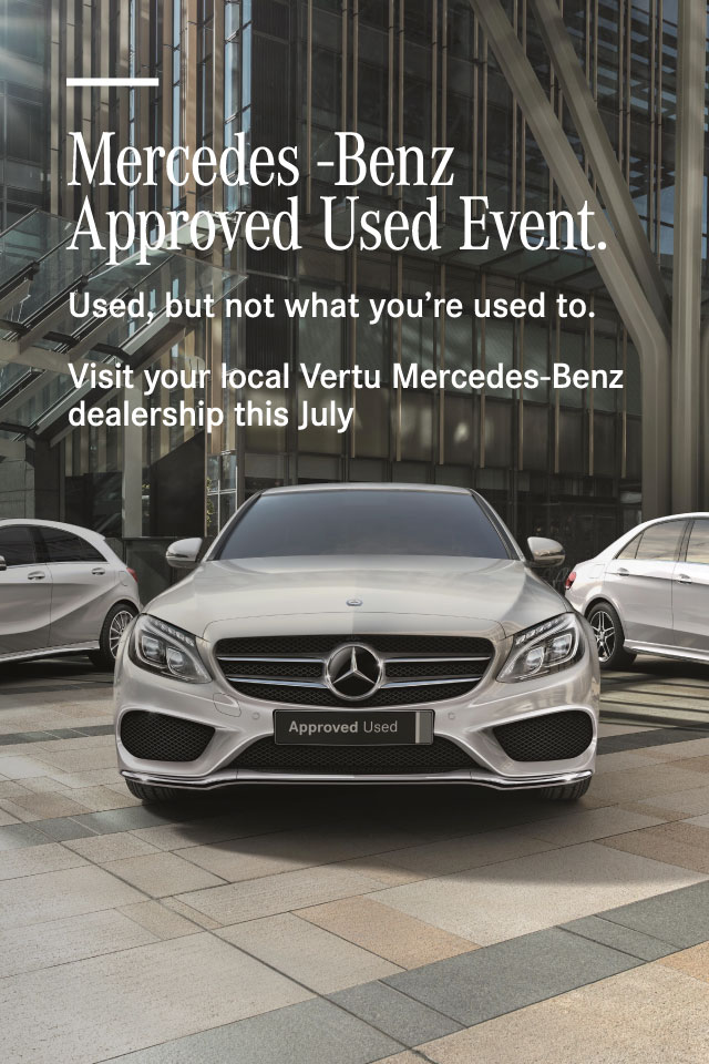Mercedes-Benz Approved Used