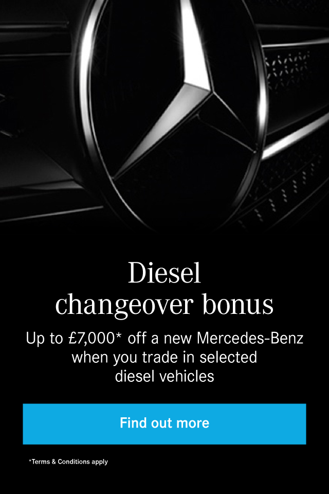 Mercedes Diesel Offer
