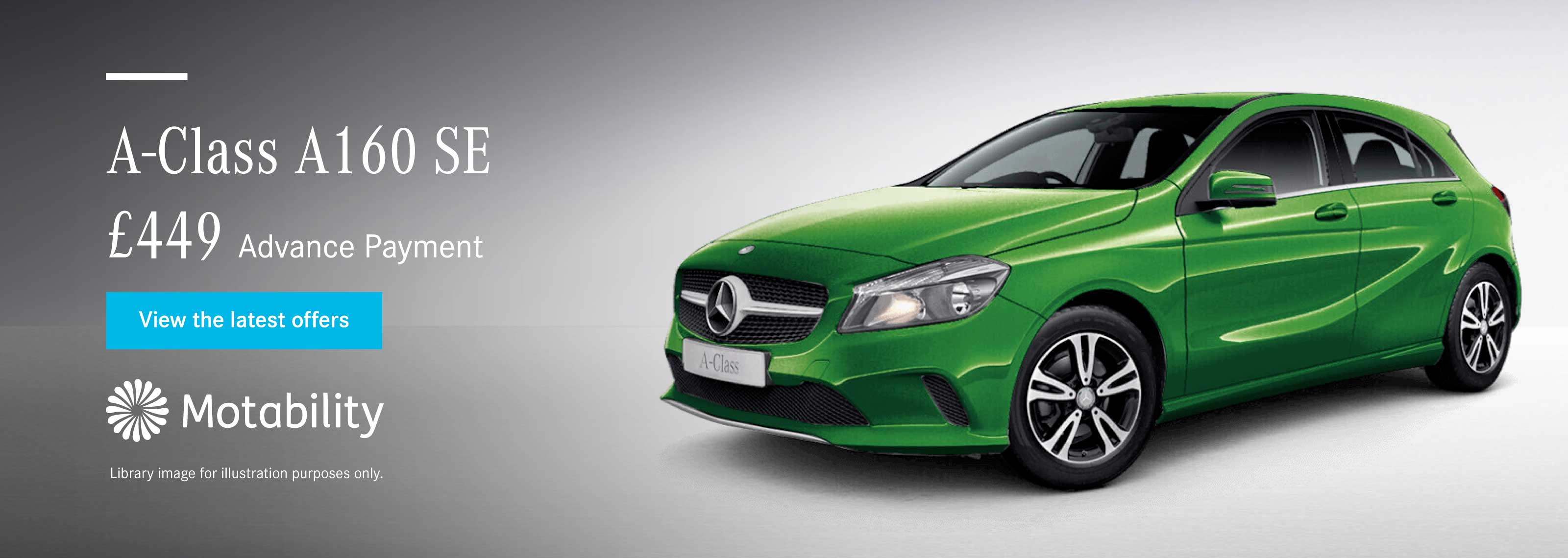 Mercedes-Benz A-Class A160 SE 5dr Manual