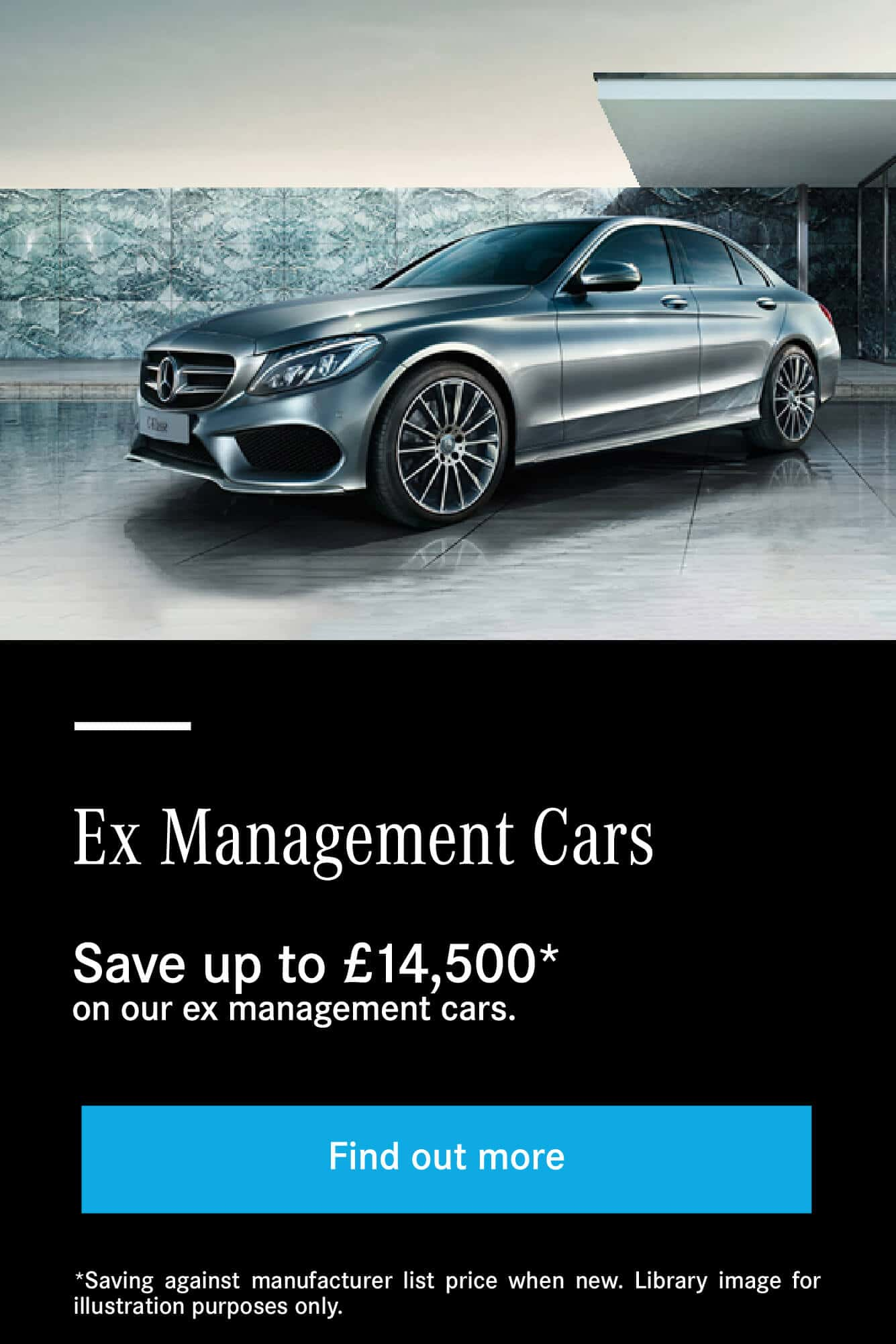 Mercedes-Benz Ex Management Cars BB