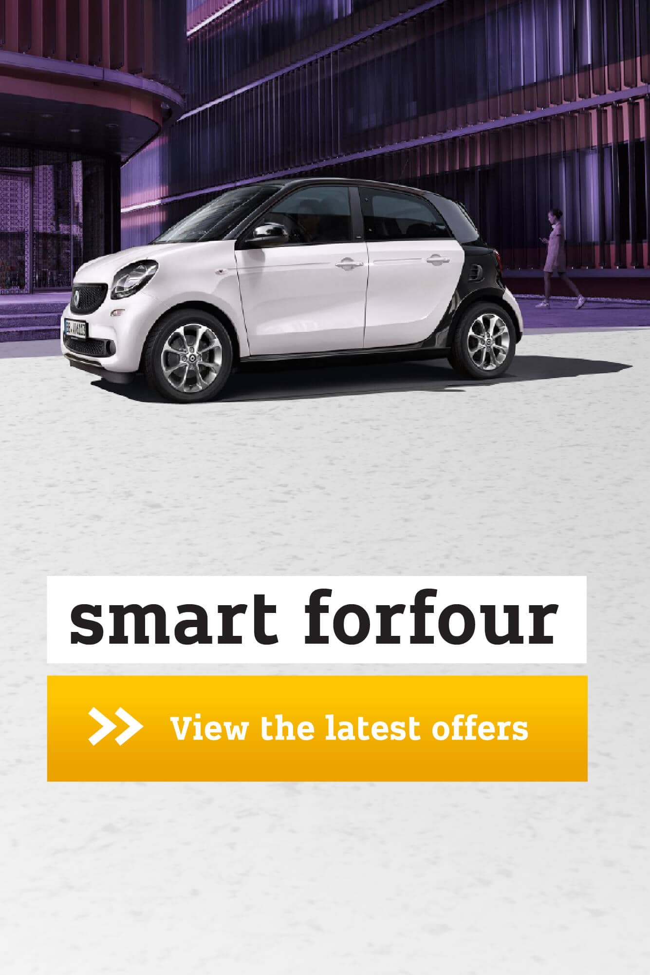 Smart forfour Hatchback BB