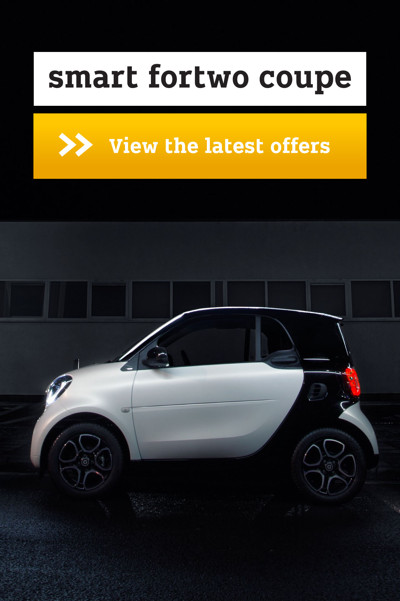 smart fortwo Passion offer BB 120418