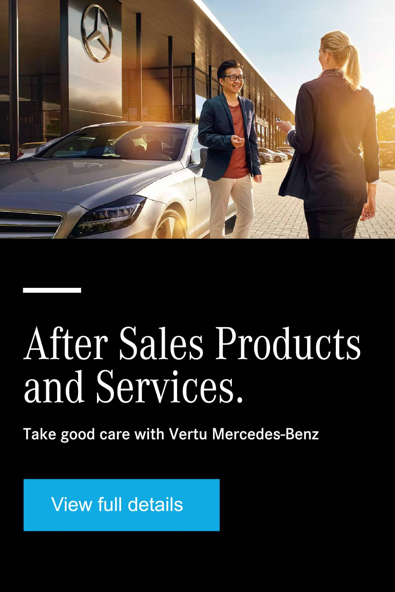 Mercedes-Benz Aftersales
