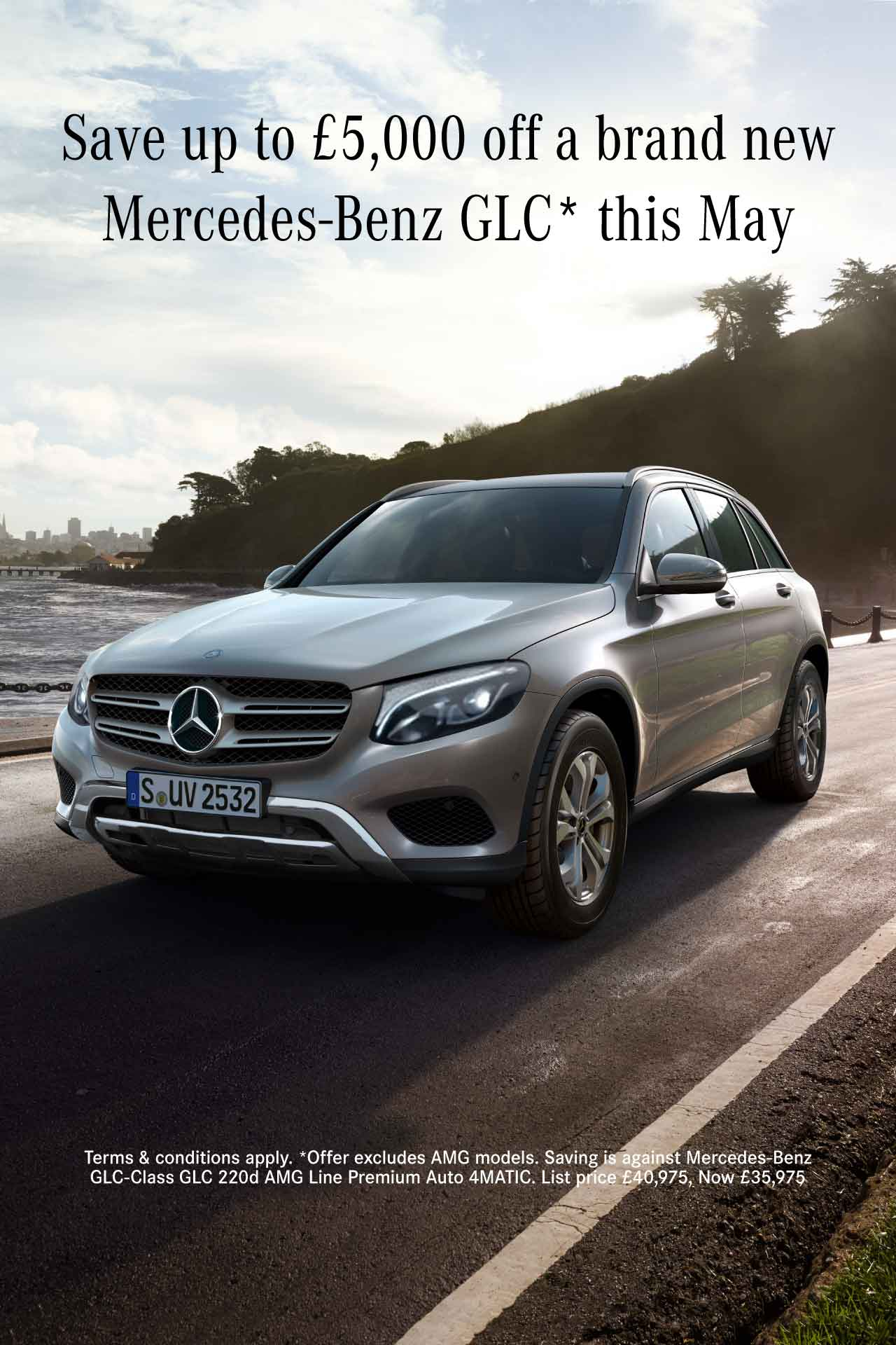 Mercedes GLV �5,000 off BB
