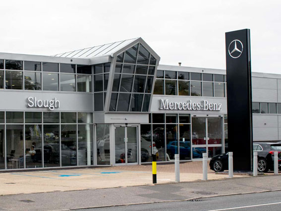 Mercedes-Benz of Slough Service Centre