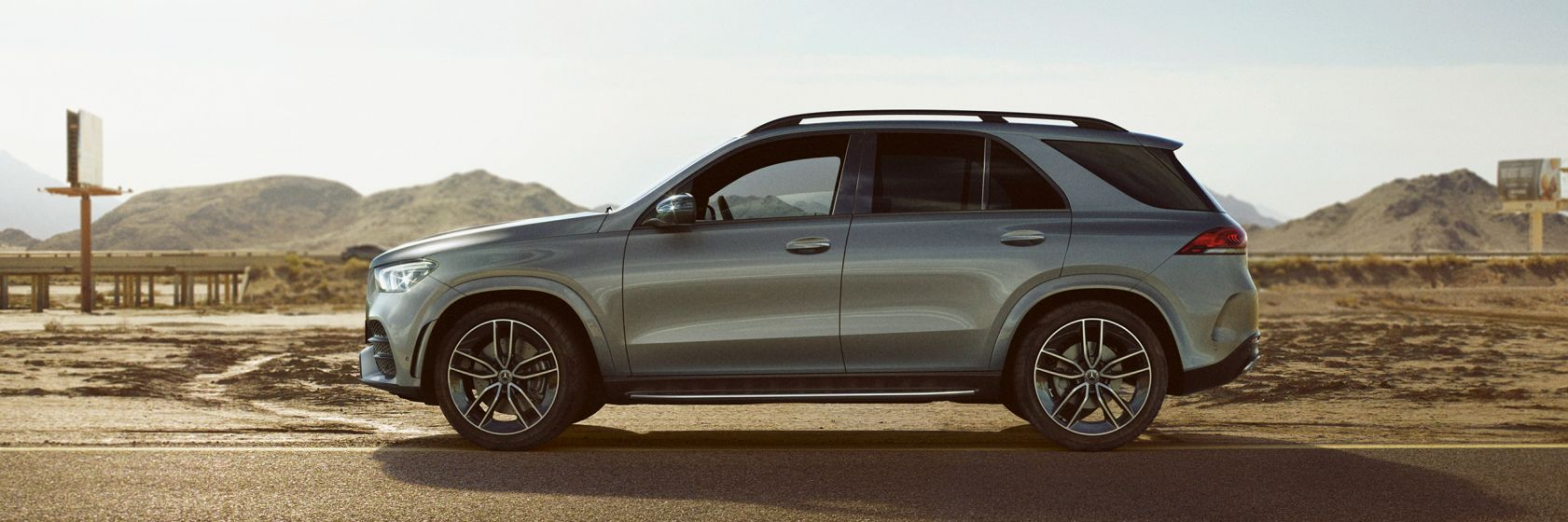 Mercedes Benz GLE BB