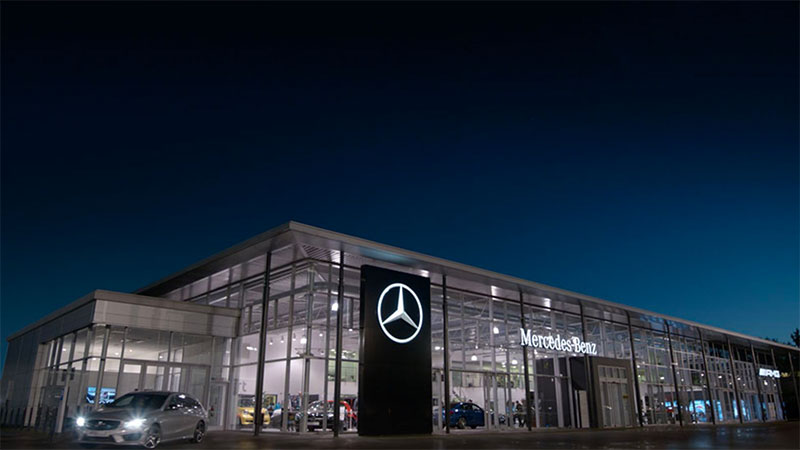 Why Mercedes-Benz