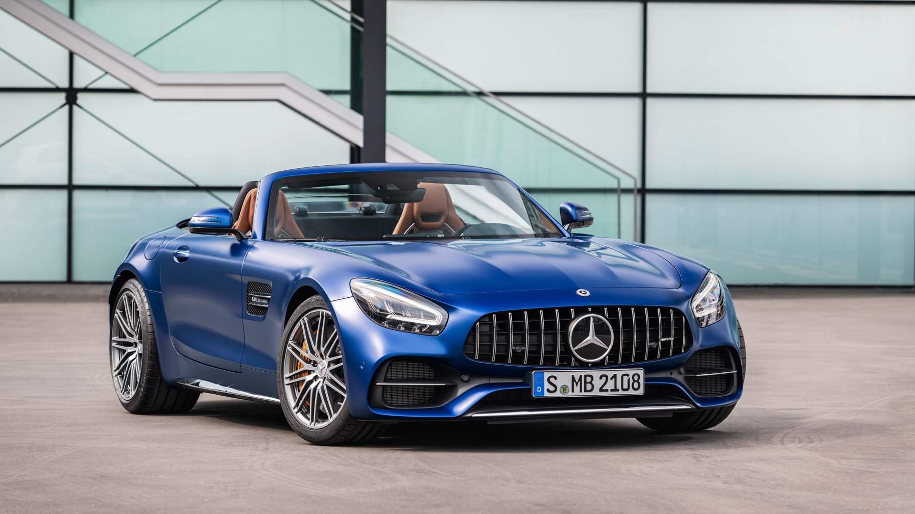 Why Mercedes-Benz