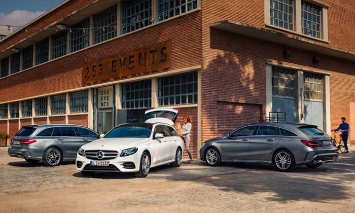 Mercedes Small Business Vehicles