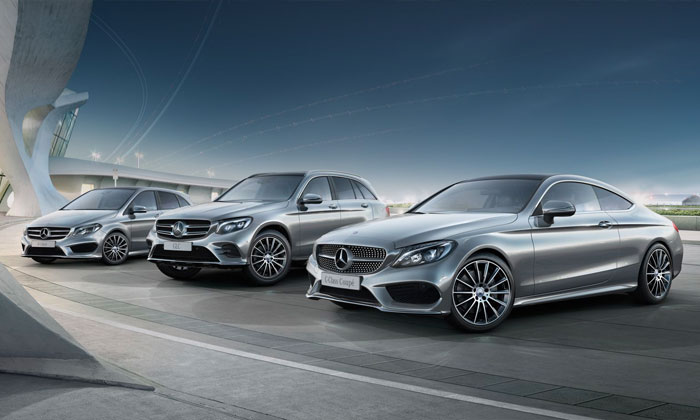 Mercedes Fleet and Business Offers