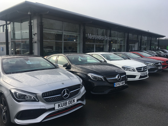 Hughes Mercedes-Benz of Aylesbury