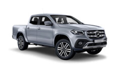 Mercedes-Benz X-Class Special Editions 250d 4Matic Element Double Cab Pickup Auto