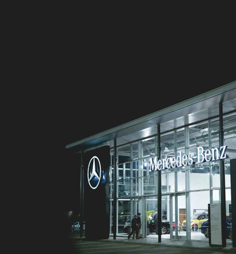 Mercedes-Benz Find a Dealer