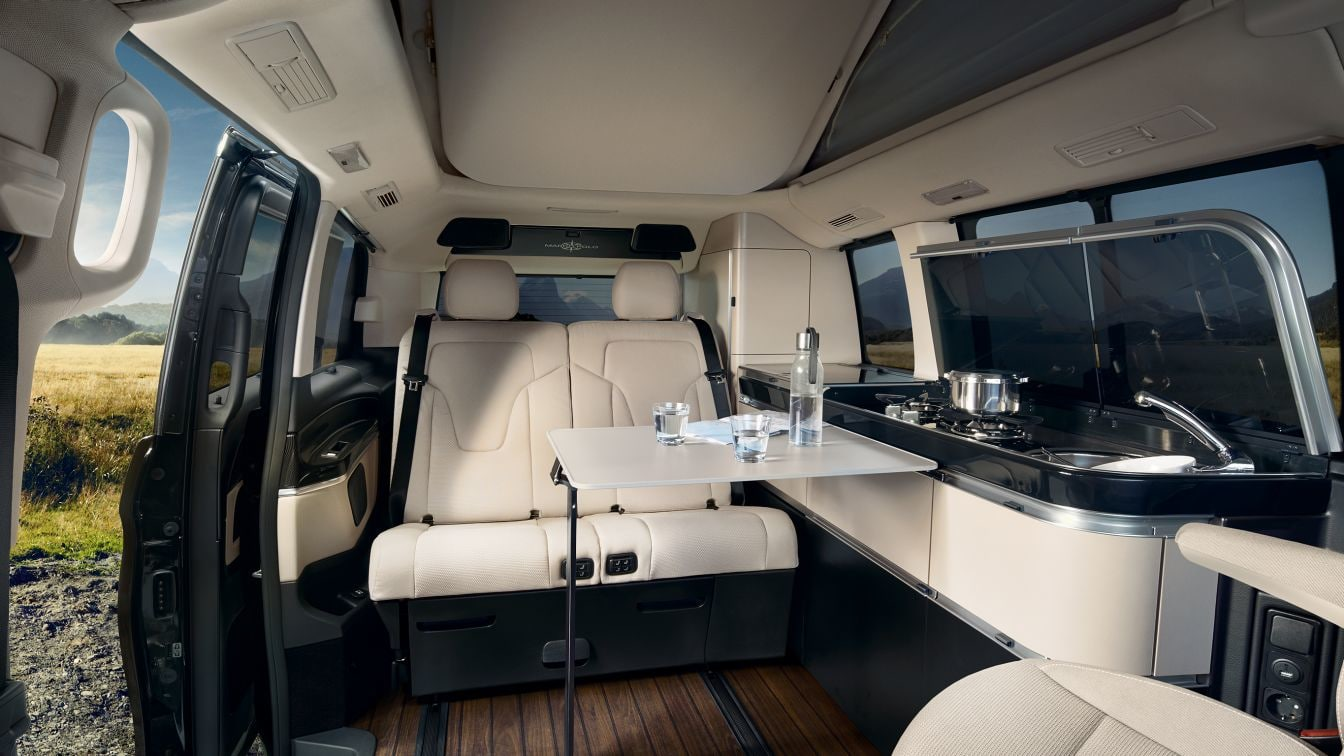 The New V-Class Marco Polo