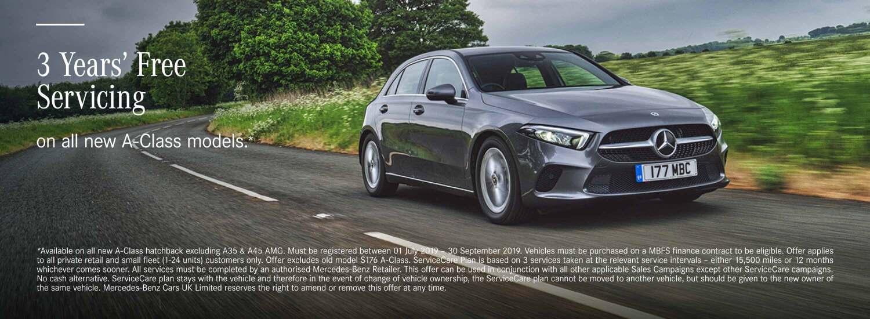 New Mercedes-Benz A-Class | Vertu Mercedes-Benz