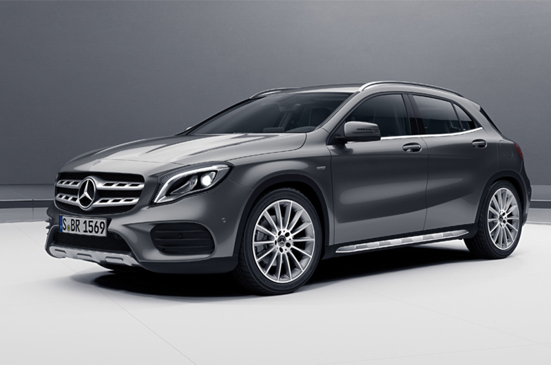 Mercedes-Benz GLA AMG Line Edition