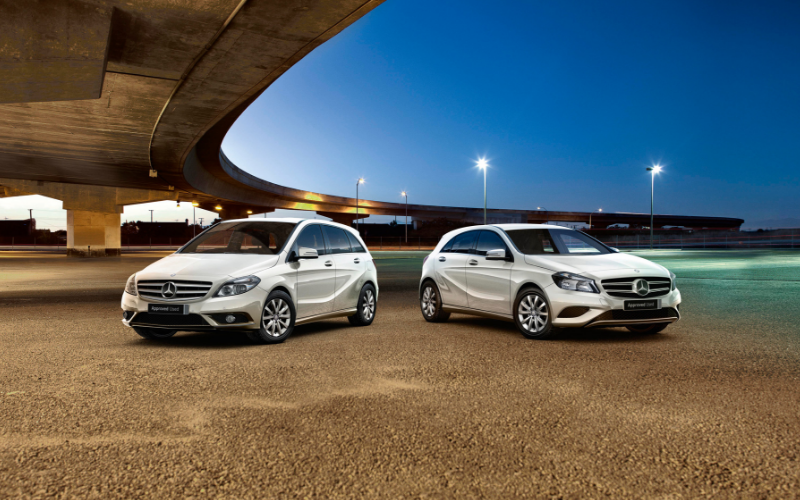 A-Class And B-Class To Gain Plug-In Hybrid Models