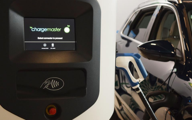 Contactless Payment To Be Accessible At Electric Vehicle Charging Points By 2020