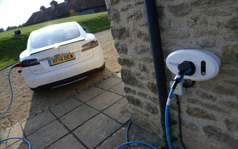 Every New Home Is To Have Their Own EV Charge Point