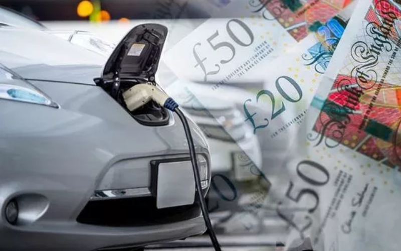 �41,000 Could Be Saved By Switching To An Electric Car