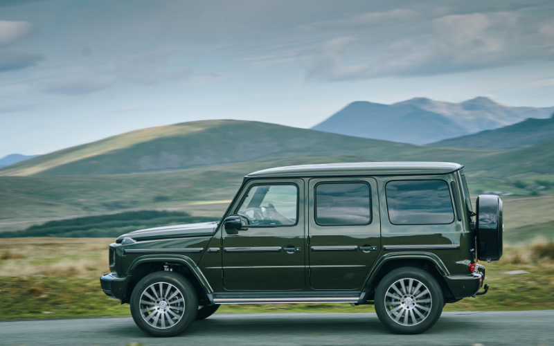 Mercedes-Benz Confirm An All-electric G-Class Wagon In The ...