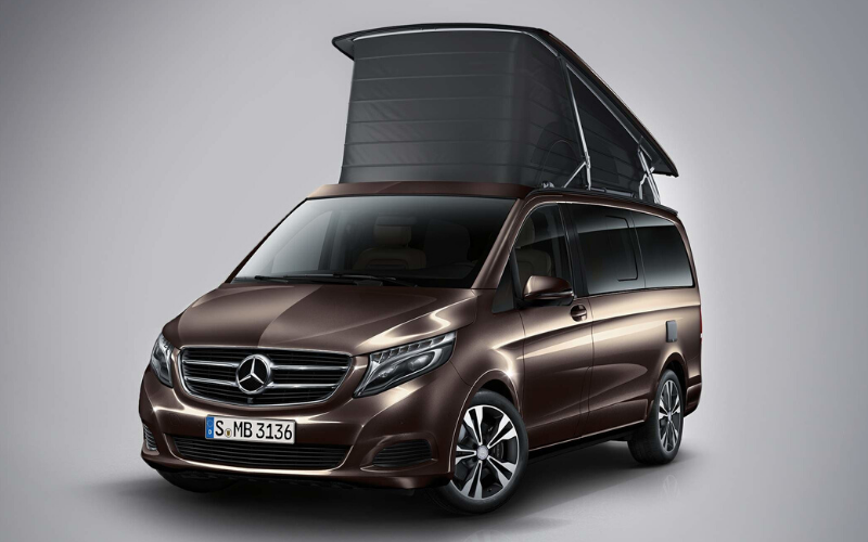 Why The Mercedes-Benz V-Class Will Make Your 2020 Special ...