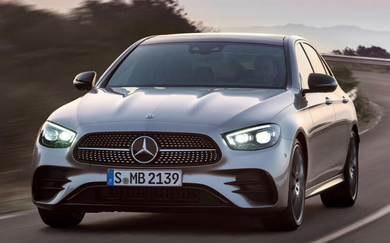 Introducing The All-New 2020 Mercedes-Benz E-Class