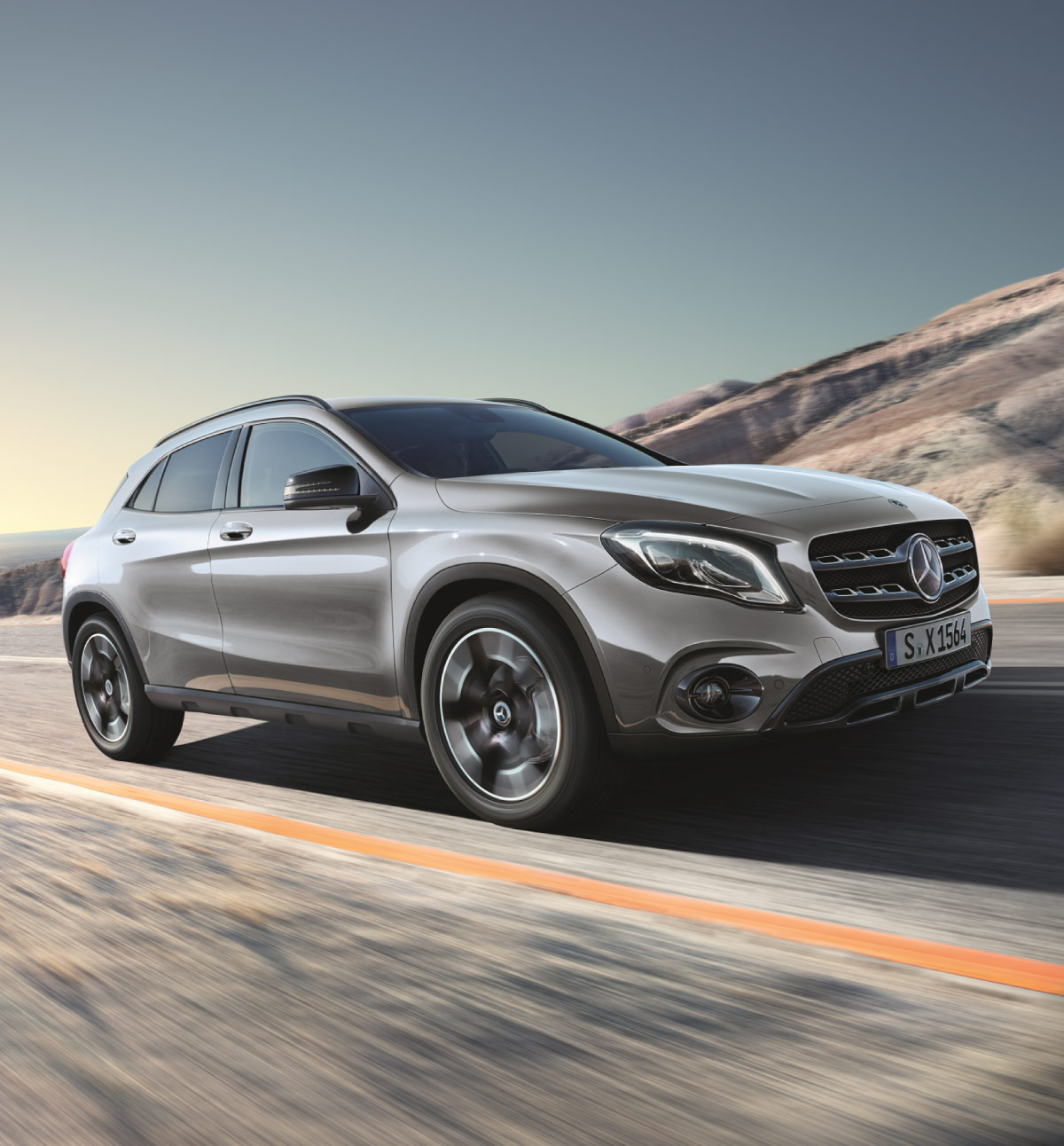 Motability Mercedes GLA Offer