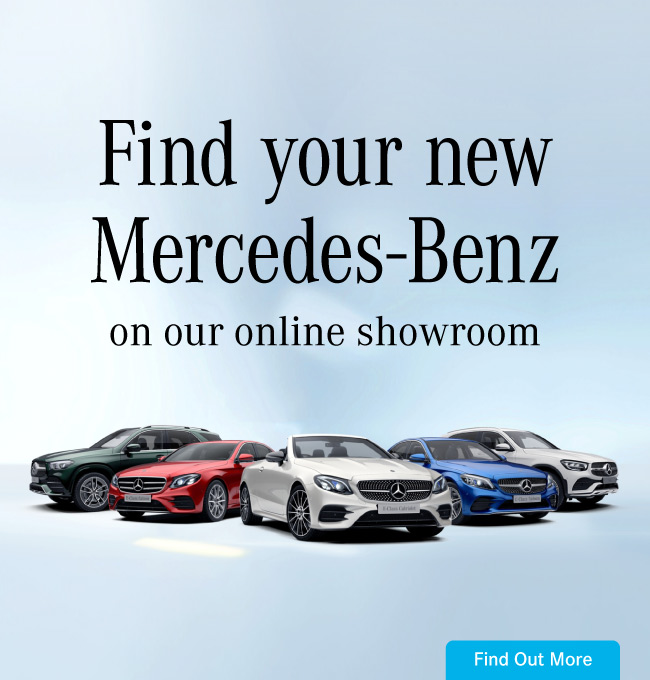 Mercedes Benz Showroom 030720