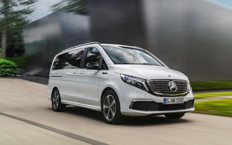 Introducing The 2020 Mercedes-Benz EQV