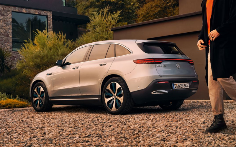 5 Reasons You Should Make The Switch With The Mercedes-Benz EQC