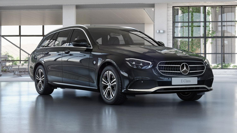 New Mercedes-Benz E-Class E220d SE 4dr 9G-Tronic Diesel