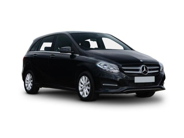 Mercedes-Benz B-Class B220d [170] Exclusive Edition 5dr Auto Diesel Hatchback