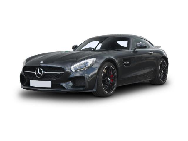 Mercedes-AMG Mercedes-AMG GT GT 63 4Matic + 4dr Auto Petrol Coupe