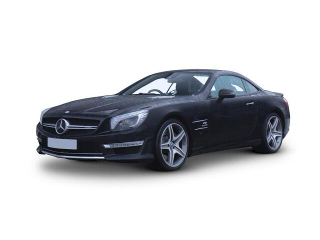 Mercedes-AMG SL 63 [571] 2dr MCT Petrol Convertible