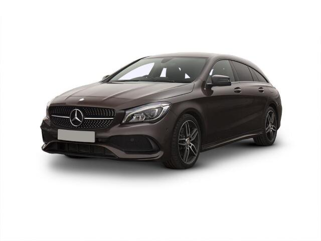 Mercedes-Benz CLA Cla 220D Whiteart 4Matic 5Dr Tip Auto Diesel Estate