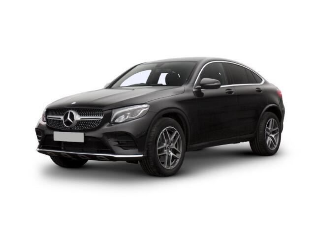 Mercedes-Benz GLC Coupe GLC 250 4Matic AMG Line 5dr 9G-Tronic Petrol Estate