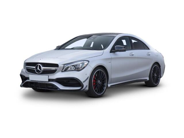 Mercedes-AMG CLA 45 Night Edition 4Matic 4dr Tip Auto Petrol Saloon