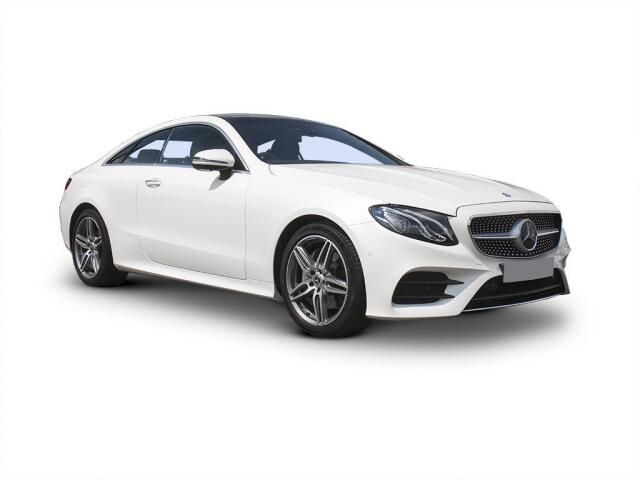 Mercedes-Benz E-Class E450 4Matic AMG Line 2dr 9G-Tronic Petrol Coupe