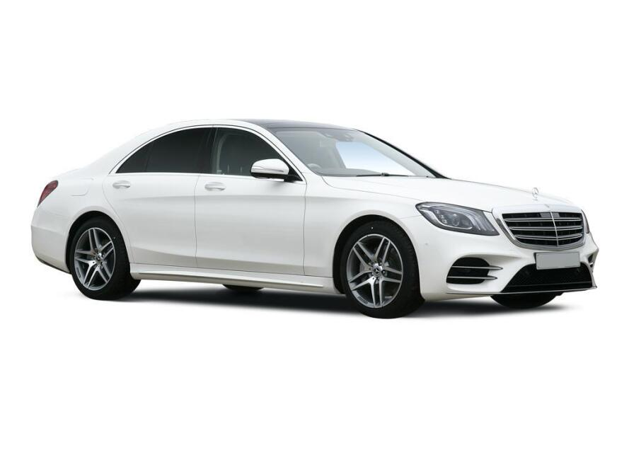 New Mercedes-Benz S-Class S450L AMG Line 4dr 9G-Tronic