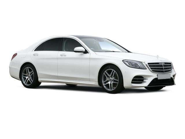 Mercedes-Benz S-Class S450L AMG Line 4dr 9G-Tronic Petrol Saloon