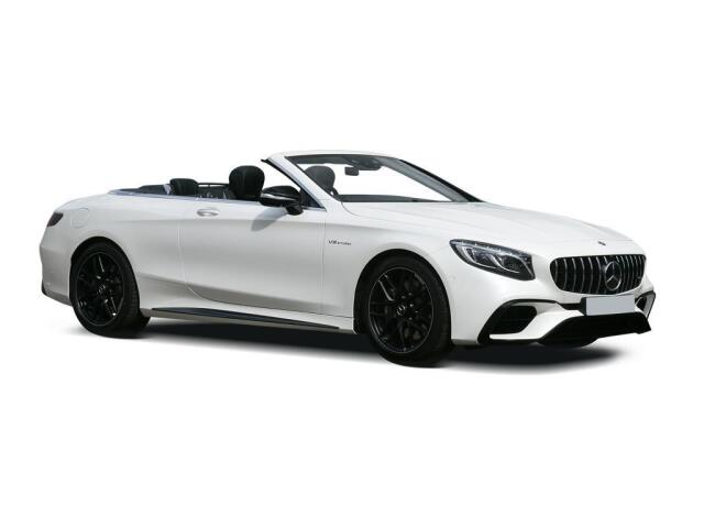 Mercedes-AMG S-Class S65 2Dr Auto Petrol Cabriolet