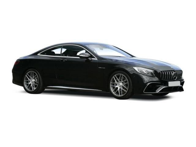 Mercedes-AMG S-Class S63 [612] 2Dr Auto Petrol Coupe