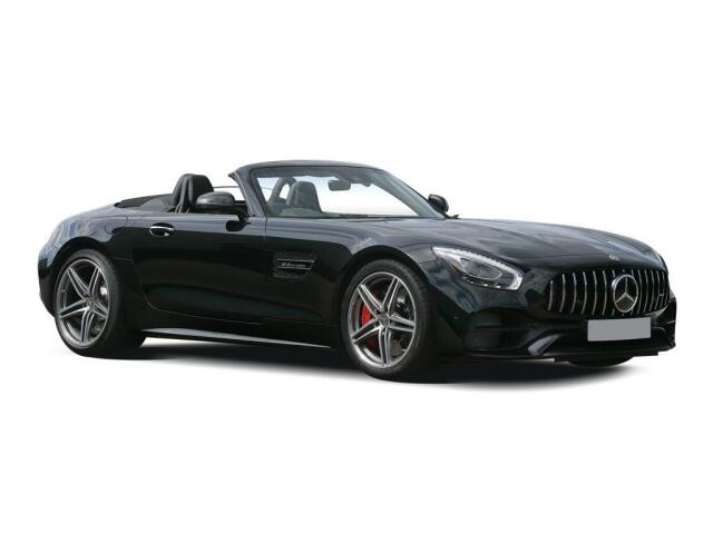 Mercedes-AMG Mercedes-AMG GT GT S 2dr Auto Petrol Roadster