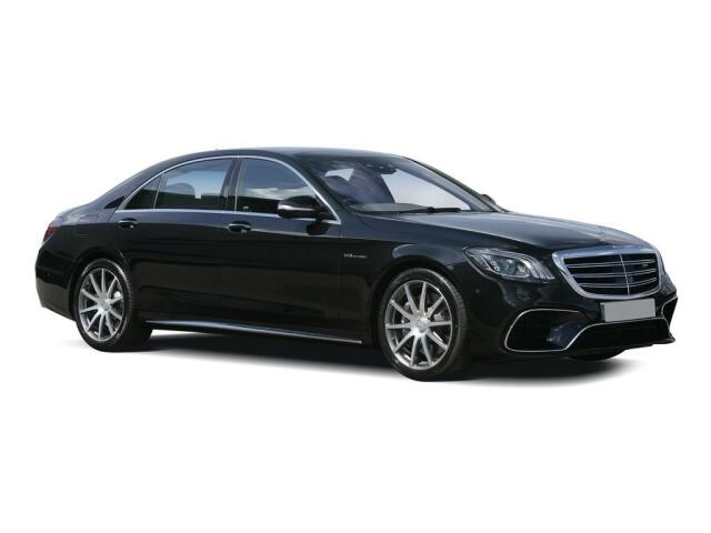 Mercedes-AMG S-Class S63L Executive 4dr Auto Petrol Saloon