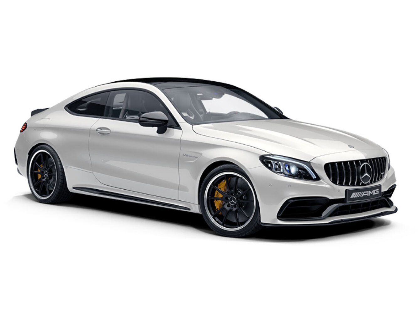 New Mercedes Amg C Cl C63 S 2dr 9g Tronic Petrol Coupe For Vertu Benz