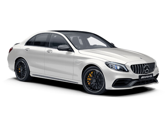 Mercedes-AMG C-Class C63 S 4dr 9G-Tronic Petrol Saloon